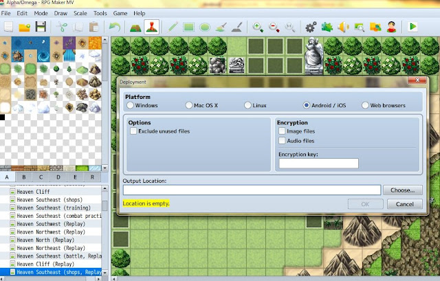 How to Publish an RPG Maker Game on Android (Google Play