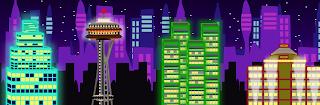 gran ciudad noche