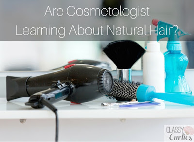natural hair cosmetologist