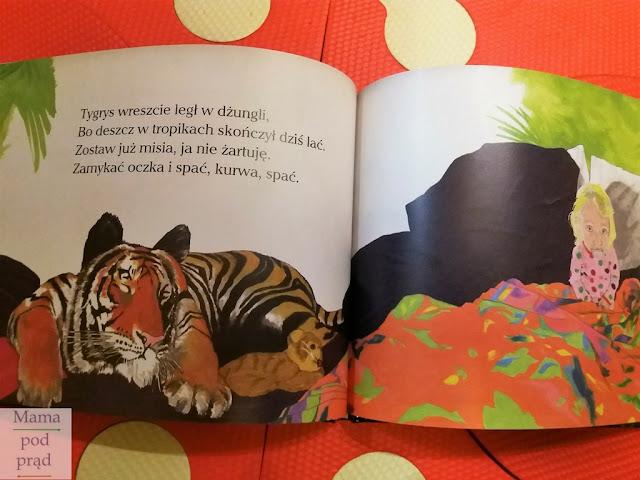 książka, dziecko, rodzic, zmęczenie, sen