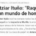 "Boicot a la serie ""La casa de papel"" de Antena 3 en la que participa la proetarra independentista Itziar Ituño"