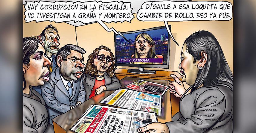 Carlincaturas Viernes 01 Diciembre 2017 - La República
