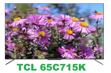 TCL 65C715K 4k QLED TV