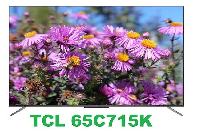 TCL 65C715K 65-inch 4k Smart TV