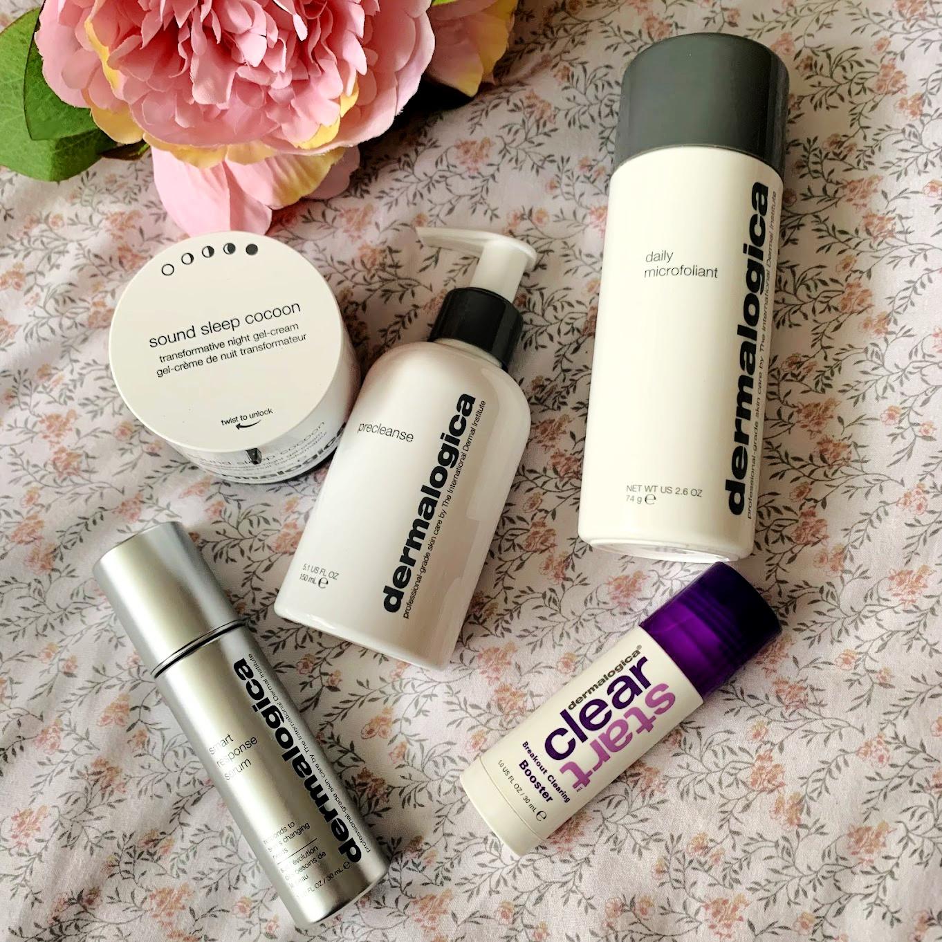 Danielle Levy, Dermalogica, Dermalogica skinfluencer, skincare blogger, beauty blogger, Liverpool blogger, Wirral blogger,