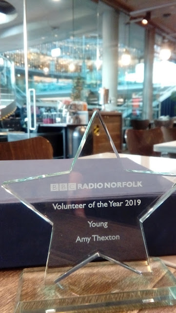 BBC Radio Norfolk Young Volunteer of the Year 2019