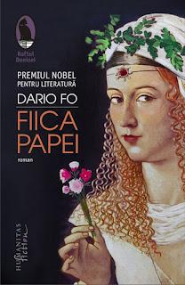 Coperta cartii Fiica Papei comanda de aici
