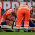 Karena Juventus Bonucci terkena cedera di pergelangan kaki