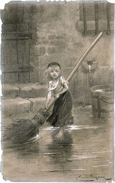 "Émile Bayard, ""Cosette"""