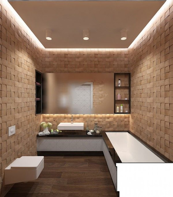 Kajaria Bathroom Tiles Design