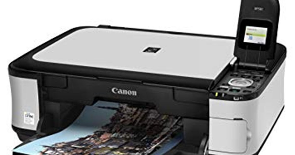 Easyfixs: how to reset canon pixma mp490, mp496 error ink absorber.