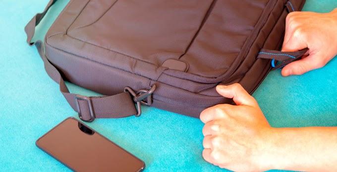 A gyermeke szeme láttára lopta el a buszon felejtett táskát