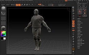 ZBrush 2021 - 3d animation software free