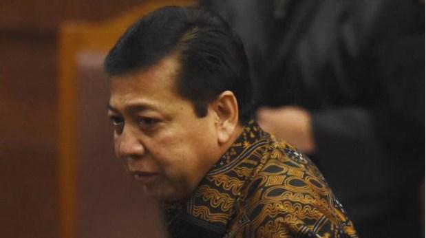 Komisi Yudisial Selidiki Hilangnya Nama Novanto dari Putusan Kasus E-KTP