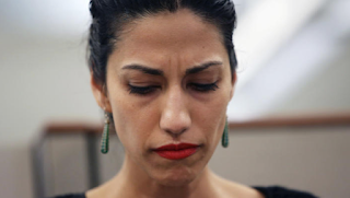 Huma Abedin Is Hillary Clinton's Closest Aide, And Now She Might Be A Liability