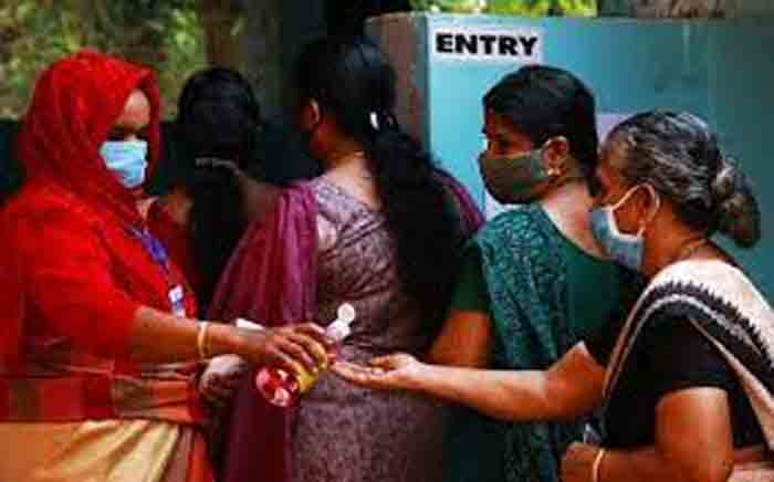 Kerala Assembly polls in final stages; Turnout crossed 70 per cent, Thiruvananthapuram, News, Assam-Election-2021, Voters, Clash, Kerala