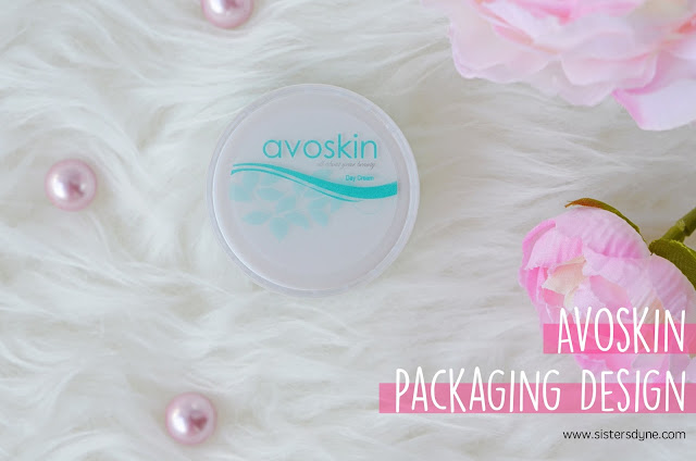 avoskin day cream packaging