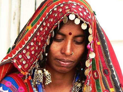 The Cultural Heritage Of India Colourful Banjara Rabari
