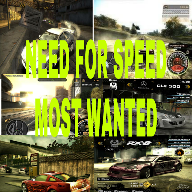 Need for speed most wanted black 2012 edition