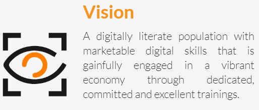 digiskills course vision