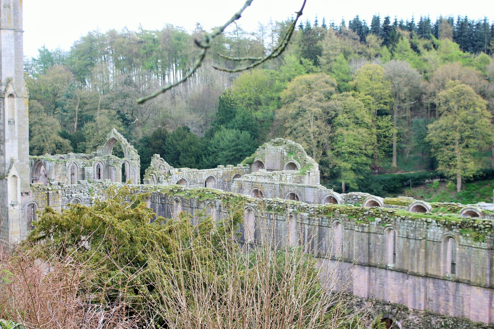 A Trip to North Yorkshire 42 - Fountains Abbey