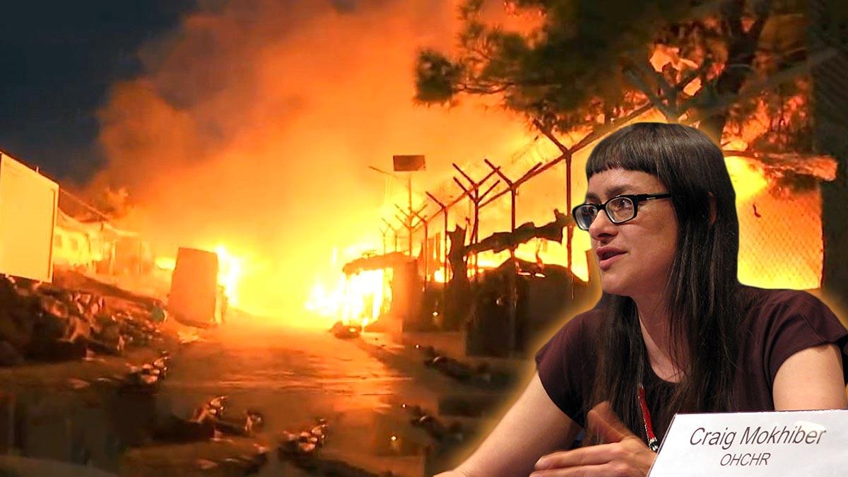 Γερμανίδα-Ακτιβίστρια-Στη-Μόρια-Υπάρχουν-Τζιχαντιστές-Οπλισμένοι-από-τον-Ερντογάν