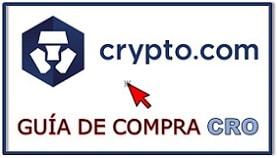 Cómo y Dónde Comprar CRYPTO.COM COIN (CRO) Tutorial Actualizado