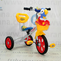 Family F339A Bird BMX Tricycle