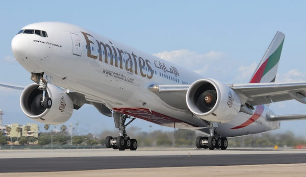 Breaking News: FG Lifts Ban On Emirates Airlines