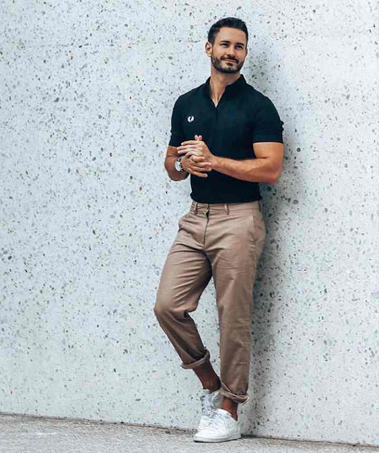 How to Wear Polo shirts and Look More Stylish