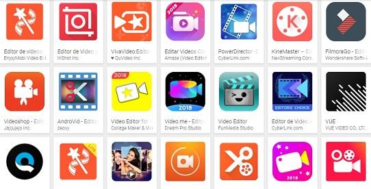 Aplicaciones de edición de video móvil para Instagram 2020