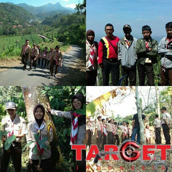 Menguak Kekayaan Alam Yang Menghijau di Desa Plukaran Gembong Pati Bersama Satuan Komunitas Pramuka Penegak Forum Wartawan Pati