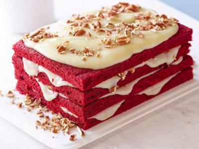 RED VELVET CAKE romantic valentine day ideas