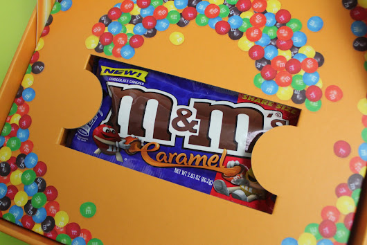 Lille Punkin': Celebrate National Caramel Day with Something New from M&M'S®