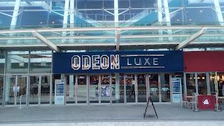 イギリスの映画館オデオンLuxe