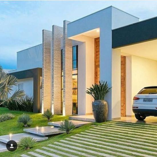 37 Desain Rumah Minimalis Inspiratif Dengan Atap Datar 1000