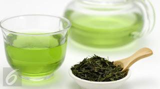 kandungan teh hijau yang sangat penting buat anda ketahui