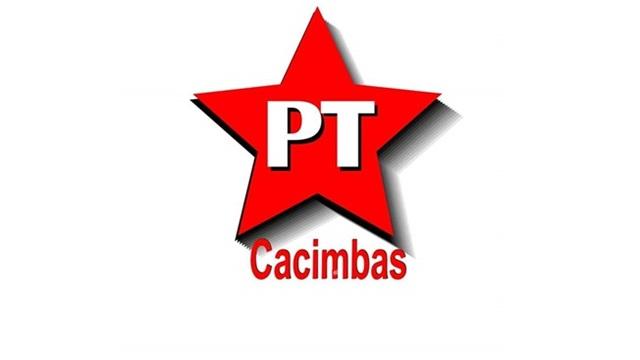 PT Cacimbas reafirma candidatura própria para 2020.