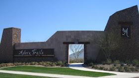 Gilbert Arizona Real Estate Adora Trails Gilbert Az 85298 New Homes Passage Collection