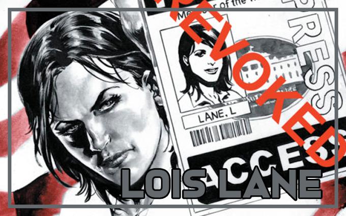 """Cómic reseña: """"Lois Lane"""" de Greg Rucka y Mike Perkins"""