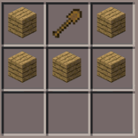 minecraft boat recipe bedrock edition