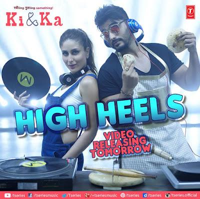 High Heels - Ki and Ka (2016)