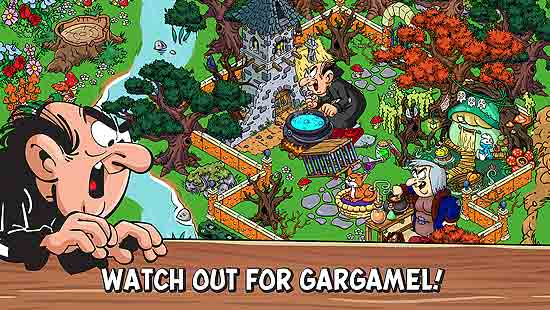 Smurfs Village Apk Mod Unlimited