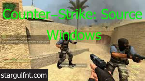 تحميل لعبة Counter Strike Source كاملة مع الاون لاين رابط مباشر