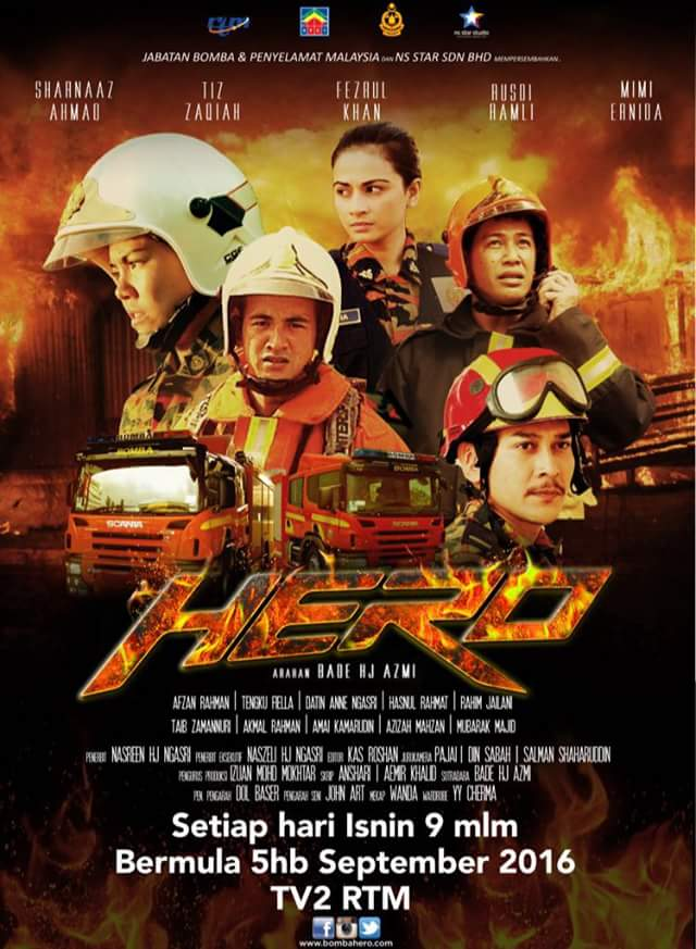 Sinopsis Drama Bomba HERO (TV2)