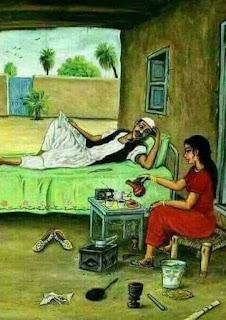 قصة جميلة  احذر ان تكون قاسي علي زوجتك واهلك واتقي الله
