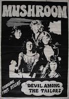 Mushroom (Devil among the tailors' poster)