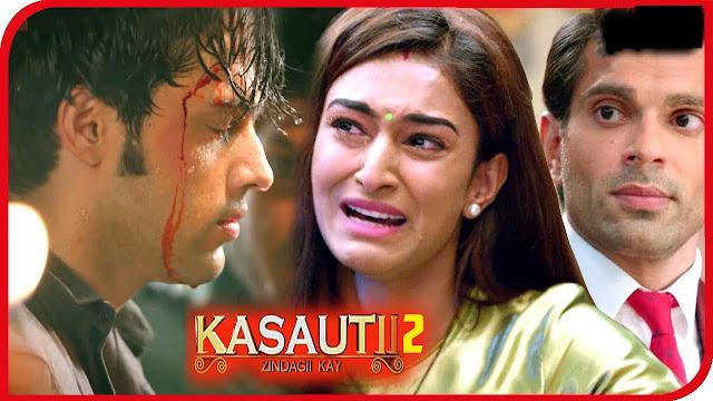 WAR :  Final war begins amid Anurag and Bajaj for Prerna on Durga Pooja in Kasauti Zindagi Ki 2