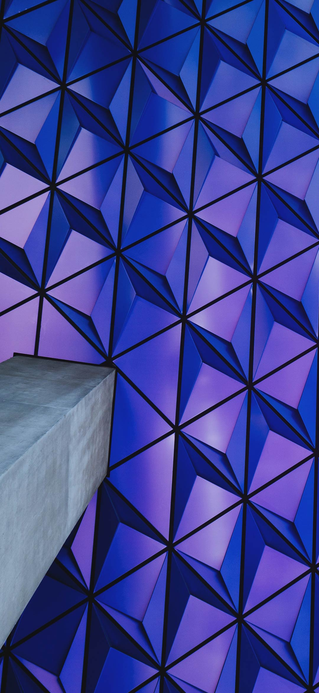 خلفية زخارف هندسية عصرية