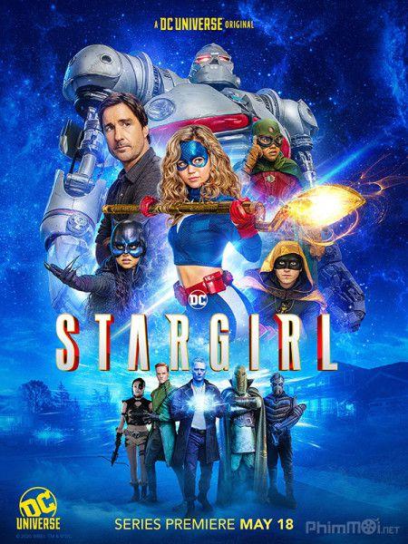 Thiếu Nữ Siêu Anh Hùng - Stargirl (2020) [13/13 Thuyết minh]